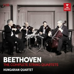 Beethoven: The Complete String Quartets - Hungarian Quartet