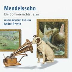 Mendelssohn: Ein Sommernachtstraum - Andre Previn