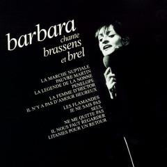 Chante Brassens Et Brel - Barbara