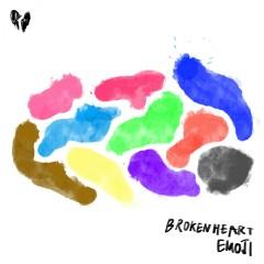 BrokenHeartEmoji - LAY KHAKI