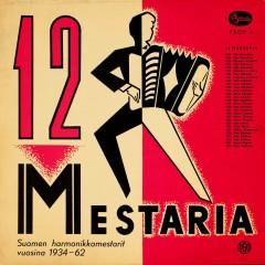 Suomen harmonikkamestarit 1934-1962 - Various Artists