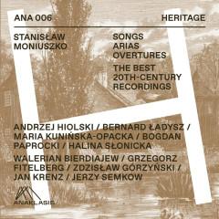 Stanisław Moniuszko - The Best 20-th Century Recordings - Songs, Arias, Overtures - Various Artists
