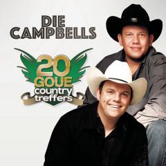 20 Goue Country Treffers - Die Campbells