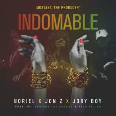 """Indomable (Single) - Montana """"The Producer"""", Noriel, Jon Z, Jory Boy"""