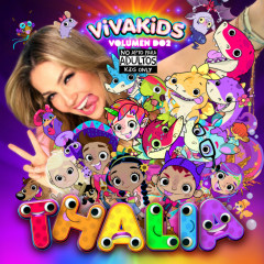 Viva Kids, Vol. 2 - Thalía
