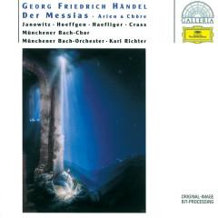 Handel: Messiah - Arias & Choruses - Gundula Janowitz, Marga Höffgen, Ernst Haefliger, Franz Crass, Hedwig Bilgram