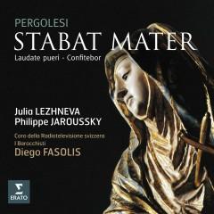 Pergolesi: Stabat Mater, Laudate pueri & Confitebor - Philippe Jaroussky