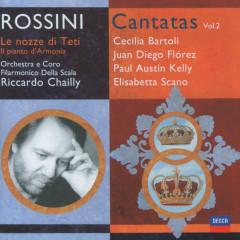 Rossini: Cantatas Vol.2 - Cecilia Bartoli, Juan Diego Florez, Paul Austin Kelly, Elisabetta Scano, Coro Filarmonico della Scala