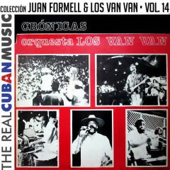 Coleccíon Juan Formell y Los Van Van, Vol. XIV (Remasterizado) - Juan Formell,Los Van Van