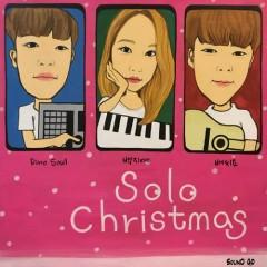 Solo Christmas (Single) - DinoSoul, Baek Ji Ye, BaeCyo