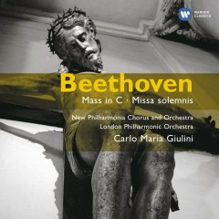 Beethoven: Missa Solemnis [Gemini Series] - Carlo Maria Giulini