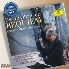 Berlioz: Requiem, Op.5 (Grande Messe des Morts) - Peter Schreier, Symphonieorchester des Bayerischen Rundfunks, Charles Munch