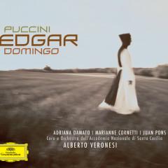 Puccini: Edgar - Placido Domingo, Orchestra dell'Accademia Nazionale di Santa Cecilia, Alberto Veronesi