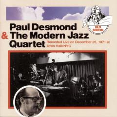 Paul Desmond & The Modern Jazz Quartet - Paul Desmond & The Modern Jazz Quartet