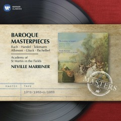 Baroque Masterpieces - Sir Neville Marriner