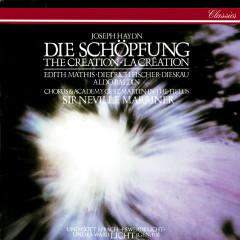 Haydn: Die Schöpfung (The Creation) - Sir Neville Marriner, Edith Mathis, Aldo Baldin, Dietrich Fischer-Dieskau, Academy of St. Martin  in  the Fields Chorus