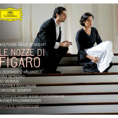 Mozart: Le Nozze di Figaro (Live) - Anna Netrebko, Dorothea Röschmann, Bo Skovhus, Ildebrando D'Arcangelo, Wiener Philharmoniker