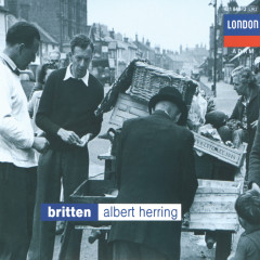 Britten: Albert Herring - Sir Peter Pears, English Chamber Orchestra, Benjamin Britten