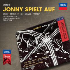 Krenek: Jonny Spielt Auf - Alessandra Marc, Marita Posselt, Heinz Kruse, Michael Kraus, Krister St. Hill