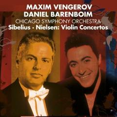 Nielsen & Sibelius : Violin Concertos (Maestro)