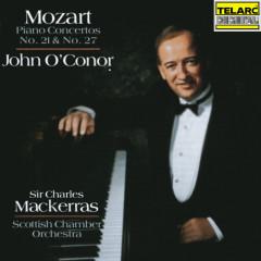 Mozart: Piano Concertos Nos. 21 & 27 - Sir Charles Mackerras, John O'Conor, Scottish Chamber Orchestra