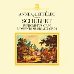 Schubert: 4 Impromptus, D. 899, 6 Moments musicaux, D. 780 - Anne Queffelec