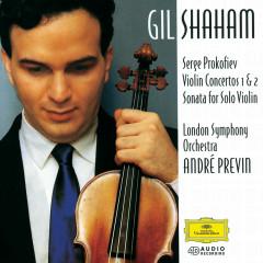 Prokofiev: Violin Concerto No.1 & 2 - Gil Shaham, London Symphony Orchestra, Andre Previn