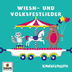 Kinderliederzug - Wiesn- und Volksfestlieder
