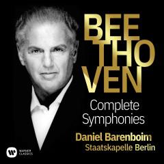 Beethoven: Complete Symphonies - Daniel Barenboim