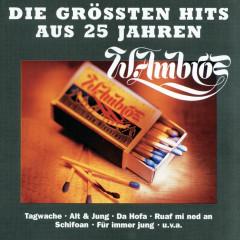 Die Grössten Hits Aus 25 Jahren - Wolfgang Ambros