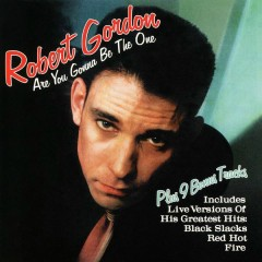 Are You Gonna Be the One (Bonus Tracks) - Robert Gordon