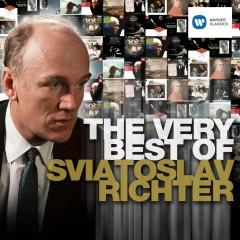The Very Best of Sviatoslav Richter - Sviatoslav Richter
