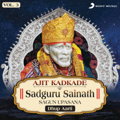 Sadguru Sainath Sagun Upasana, Vol. 3 (Dhup Aarti) - Ajit Kadkade
