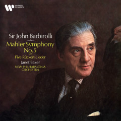 Mahler: Symphony No. 5 & Rückert-Lieder - Sir John Barbirolli