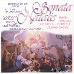 Sonate natalis - Various Artists