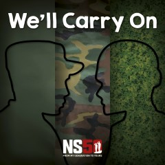 We'll Carry On (The NS50 Album) - Various Artists