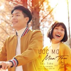 Ước Mơ Mùa Thu (Ước Hẹn Mùa Thu OST) (Single) - Tóc Tiên