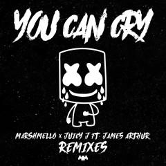 You Can Cry (Remixes) - Marshmello, Juicy J, James Arthur