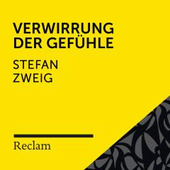Zweig: Verwirrung der Gefühle (Reclam Hörbuch) - Reclam Hörbücher, Hans Sigl, Stefan Zweig