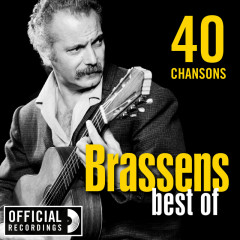 Best Of 40 chansons - Georges Brassens