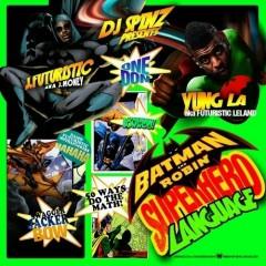 Batman and Robin (Superhero Language) - Yung L.A., J.Futuristic