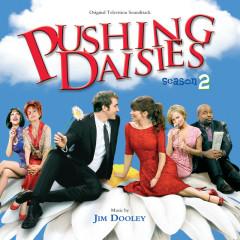 Pushing Daisies: Season 2 (Original Television Soundtrack) - Jim Dooley