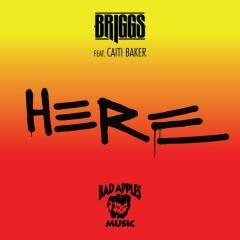 Here - Briggs,Caiti Baker