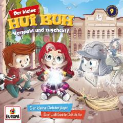 009/Der kleine Geisterjäger / Der weltbeste Detektiv - Der kleine Hui Buh
