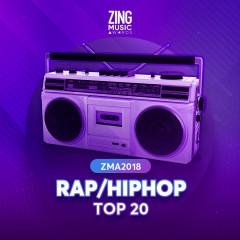 Các Ca Khúc Rap/Hiphop Đề Cử ZMA 2018
