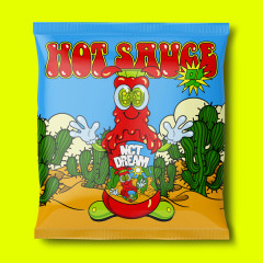 Hot Sauce - The 1st Album - NCT Dream
