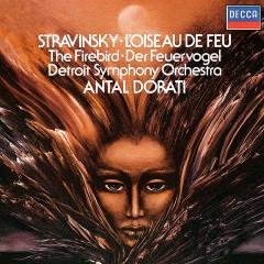 Stravinsky: L'Oiseau de feu (The Firebird) - Antal Doráti, Detroit Symphony Orchestra