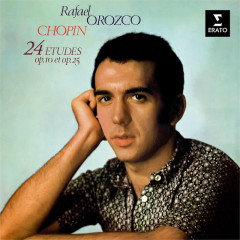 Chopin: 24 Études, Op. 10 & 25 - Rafael Orozco