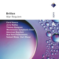 Britten: War Requiem - Kurt Masur