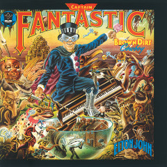 Captain Fantastic And The Brown Dirt Cowboy (Deluxe Edition) - Elton John